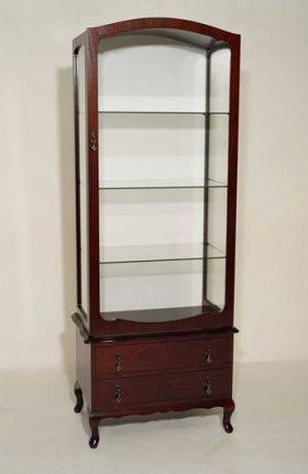 Dome Top China Cabinet